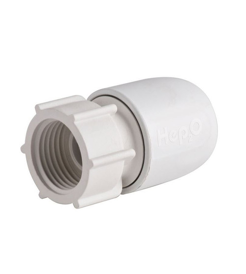 Hep2O 15mm x 1/2 Inch Hand Titan Tap Connector