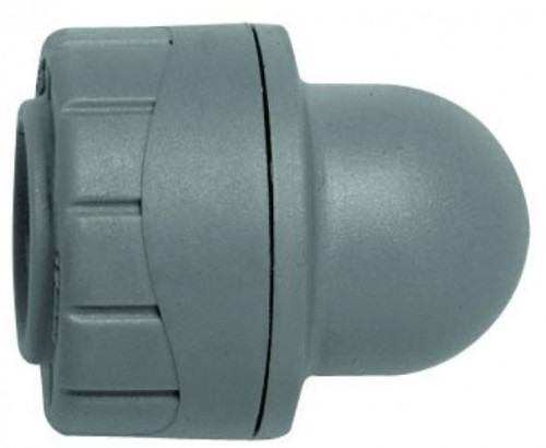 Polyplumb 22mm Socket Blank End - PB1922