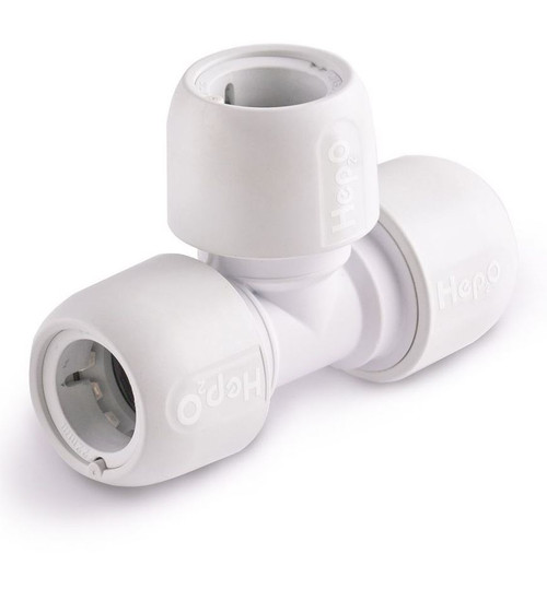 Hep2O 22mm Equal Tee