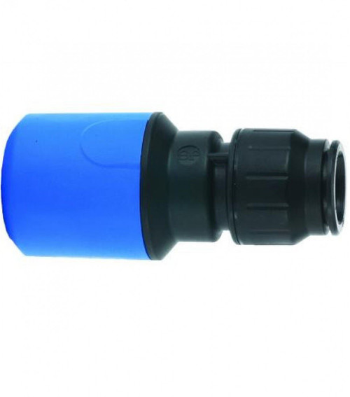 SPEEDFIT MDPE 25mm x 22mm Connector - UG602B