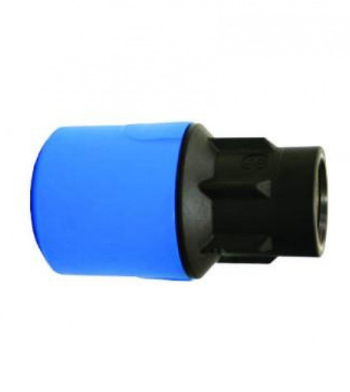 "SPEEDFIT 20mm x 1/2"" MDPE Female Adaptor - UG4501B"