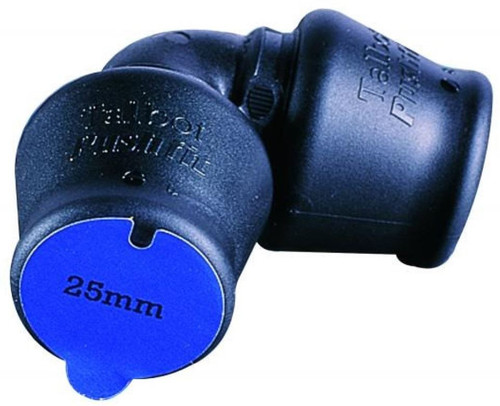 E2781 - TALBOT MDPE 20mm Equal Elbow Bend