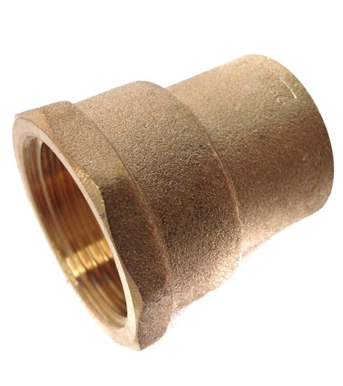 "22mm x 3/4"" BSP End Feed Female Iron Adaptor"