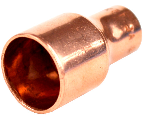 12mm x 8mm Fitting Reducer - End Feed