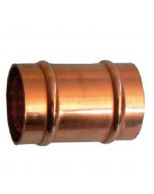 """22mm x 3/4"""" Imperial Solder Ring Coupling"""