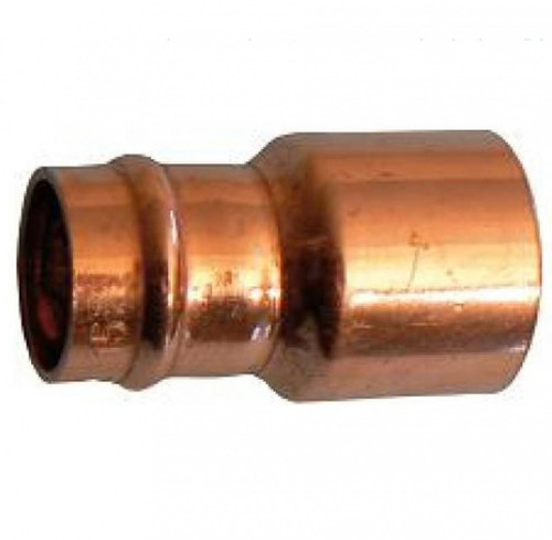 35mm x 22mm Solder Ring Fitting Reducer