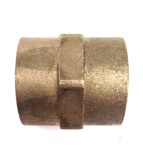 1/2 Inch BSP Brass Threaded Socket