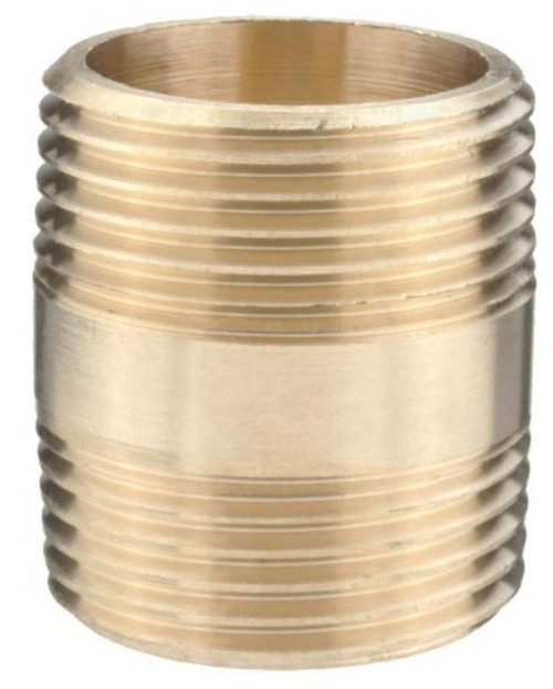 "3/8"" Brass Barrel Nipple"