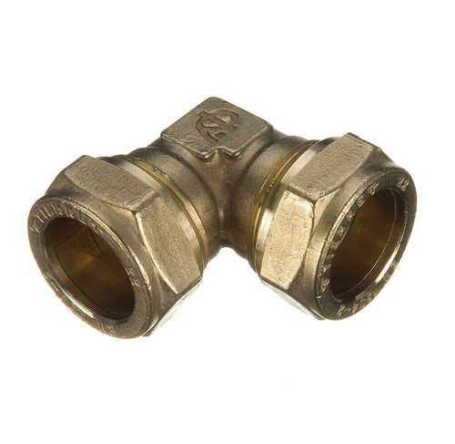 8mm Compression Equal Elbow