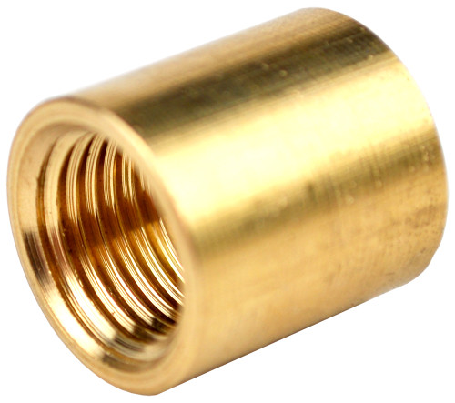 "3/8"" Brass Threaded Socket"