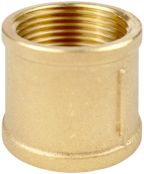 "1"" Brass Threaded Socket"