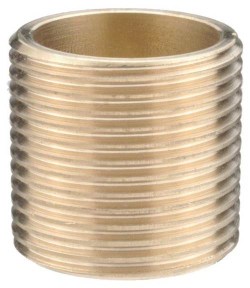 "1/8"" Brass Running Nipple"