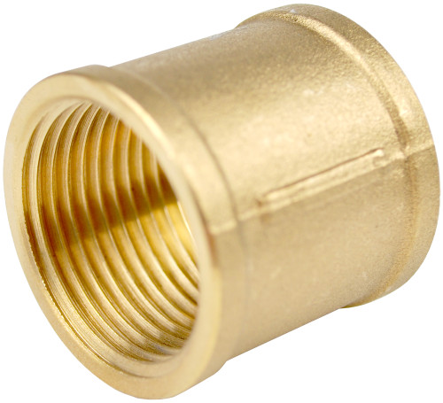 "3/4"" Brass Threaded Socket"