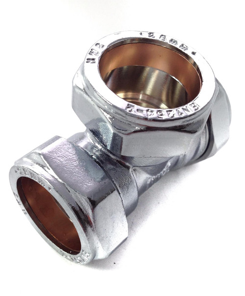 28mm Compression Chrome Tee