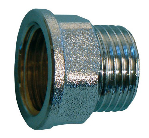"""1/2"""" x 7/8"""" Chrome Tap Tail Extention"""