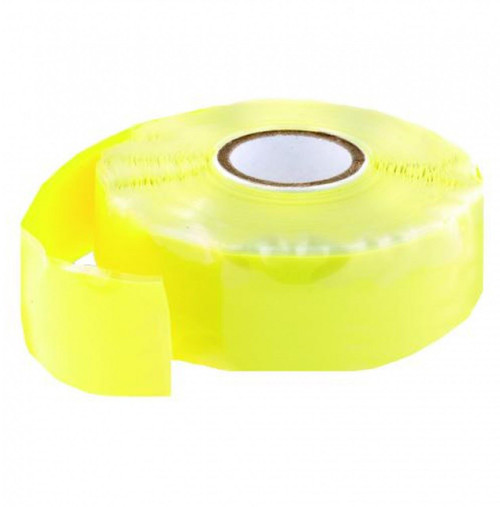 TRACPIPE Silicone Tape 25mm Wide x 2 Metres