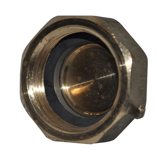 "3/4"" Gas Metre Blank Cap & Washer"