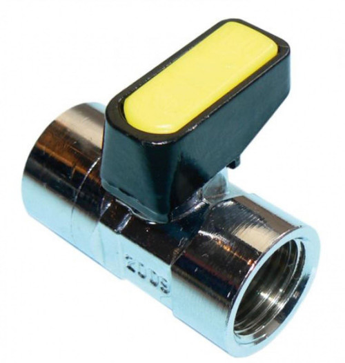 "3/8"" Metrogas Mini Lever Gas Ball Valve"