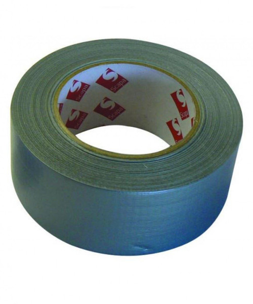 75mm Silver Duct Tape