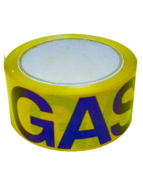 50mm Gas Indentification Tape
