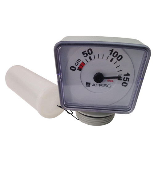 8 Foot Mechanical Adjustable Level Gauge