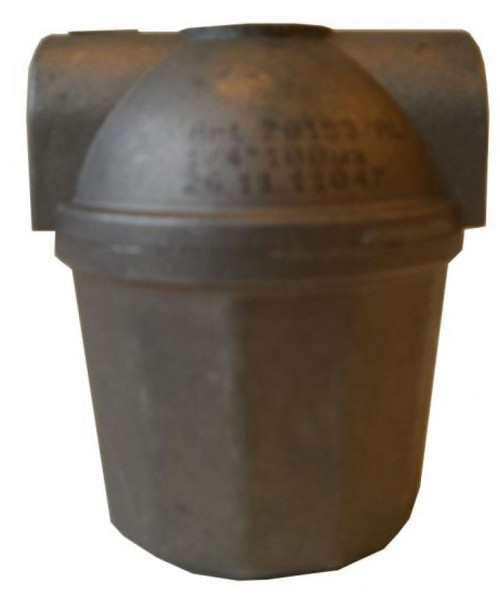 Oil Filters - Metal Bowl 3/8""