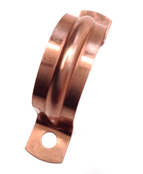28mm Copper Pipe Saddle Clip