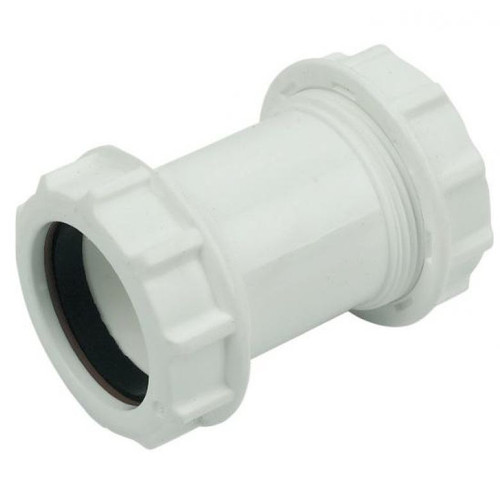 """McAlpine 1 1/4"""" Waste Pipe Compression Connector - S28M"""