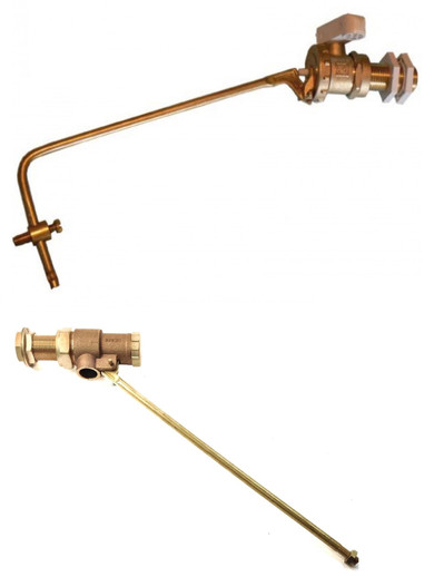 Whats the difference between Part 1 and Part 2 Float Valves