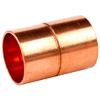 15mm X 1/2 Inch Imperial To Metric Couplings - End Feed