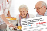 California Law Proposes Vegan Meal Options Required for Skilled Nursing Facilities