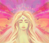 Pineal gland activation with powerful frequencies including encouraging decalcification