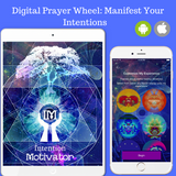 Send your prayers to the Universe with the Intention Motivator