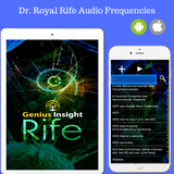 The Rife App has over 500 pre-programmed complex frequencies to work with.