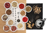 Chinese Herbs act as powerful adaptogens and