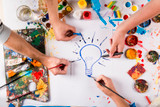 Become more creative as you reach into the infinite possibilities for library creation