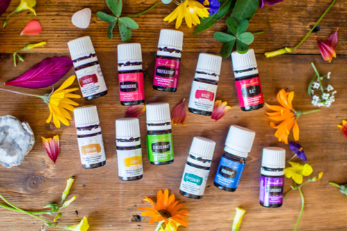 Releasing Emotional Patterns with Essential Oils - with Dr. Carolyn Mein
