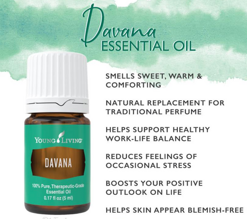Davana Blend - New for 2019!