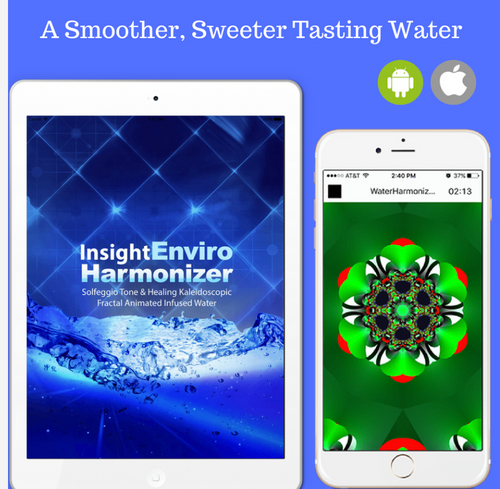 Genius Water Harmonizer