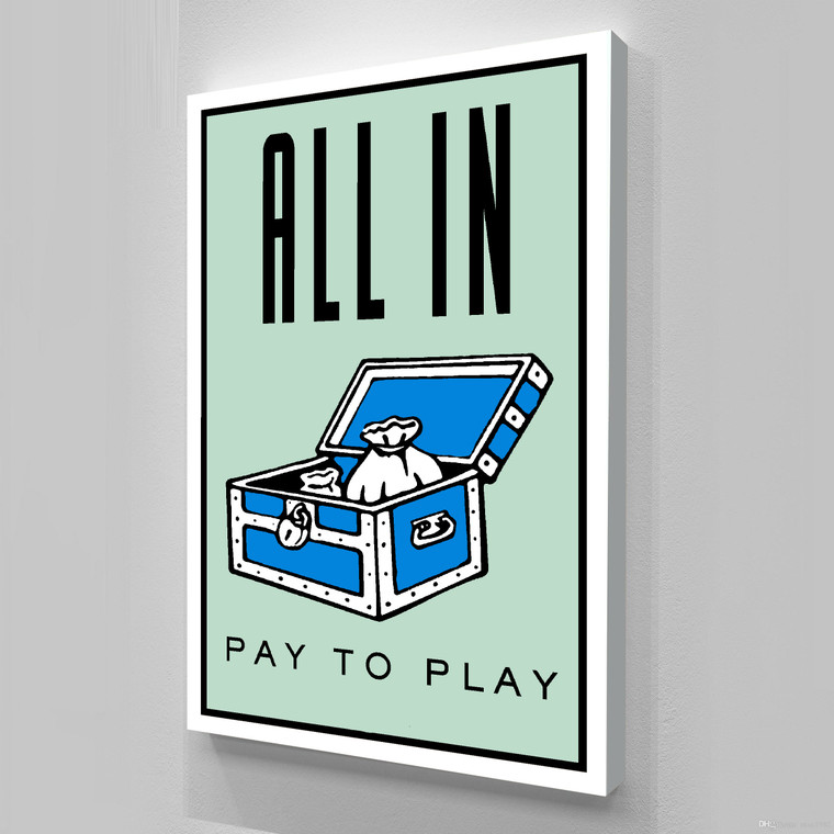MONOPOLY - ALL IN
