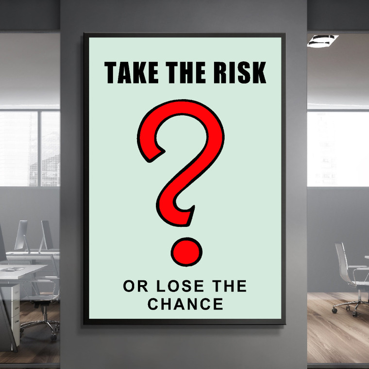 MONOPOLY - TAKE THE RISK