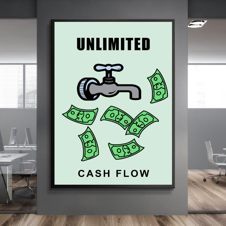 MONOPOLY - UNLIMITED CASH FLOW