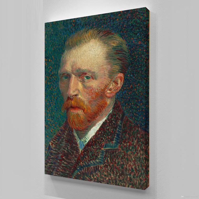 Self - Portrait VAN GOGH