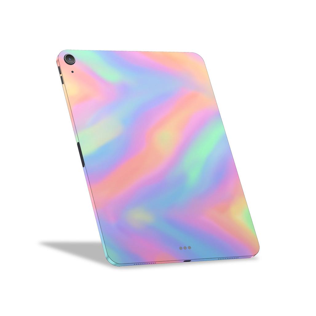 Holo Pastels iPad Air 4 Skin