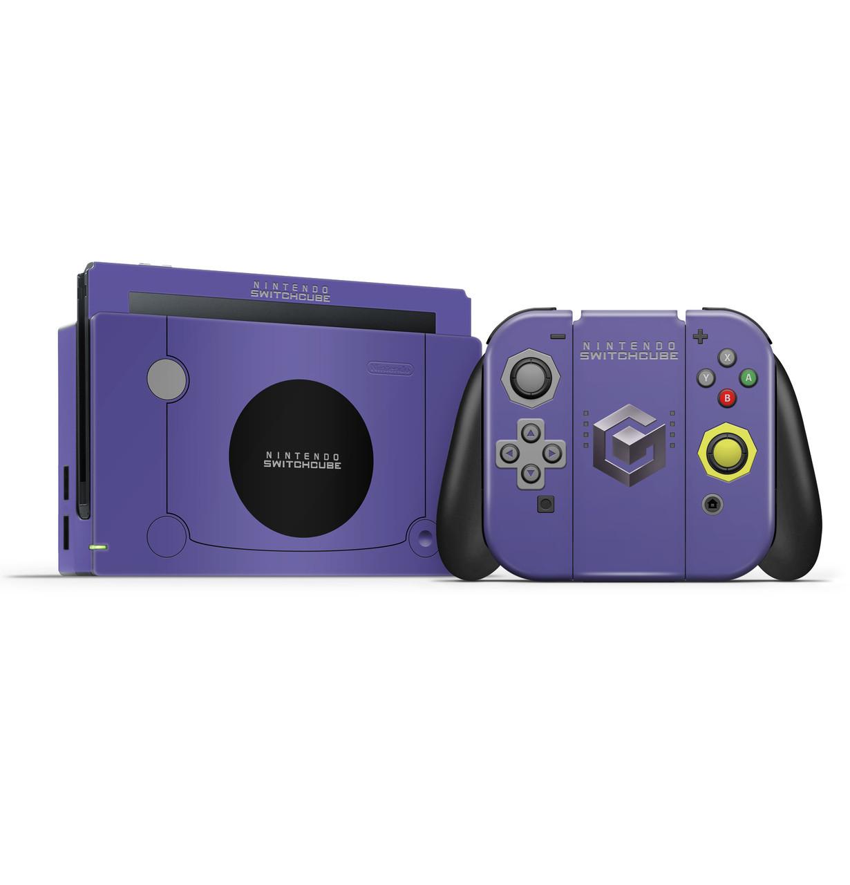 Gamecube Switch Skin