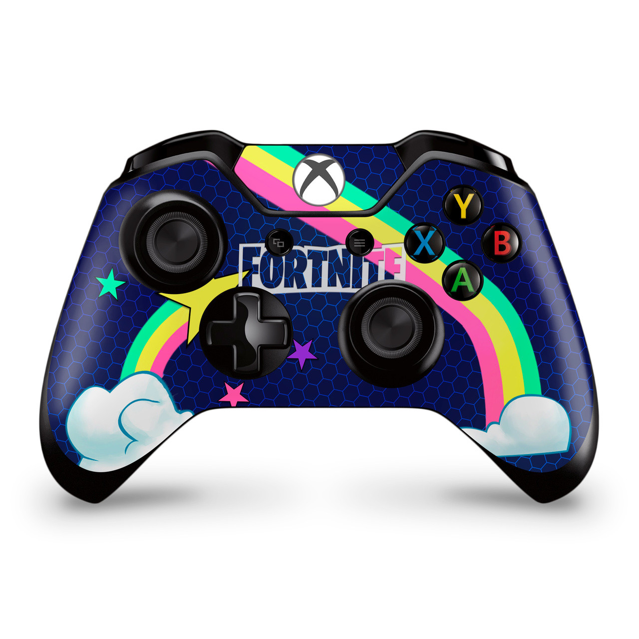 Xbox 360 Controller Drawing Rainbow Rider Xbox One...