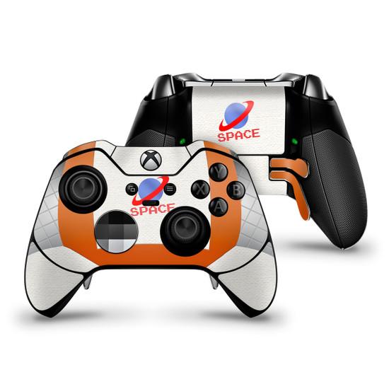 Moonwalker Xbox One Elite Controller Skin