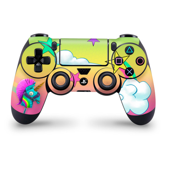 Rainbow Smash Playstation 4 Controller Skin