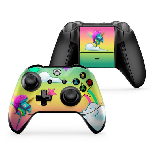 Rainbow Smash Xbox One X/S Controller Skin