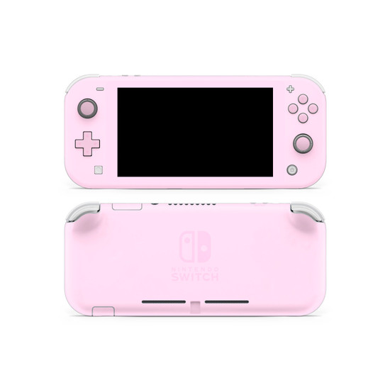 Pale Rose Nintendo Switch Lite Skin
